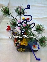 Flower Pocket x'masお正月講習会