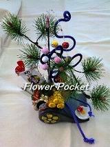 Flower Pocket x'masお正月講習会